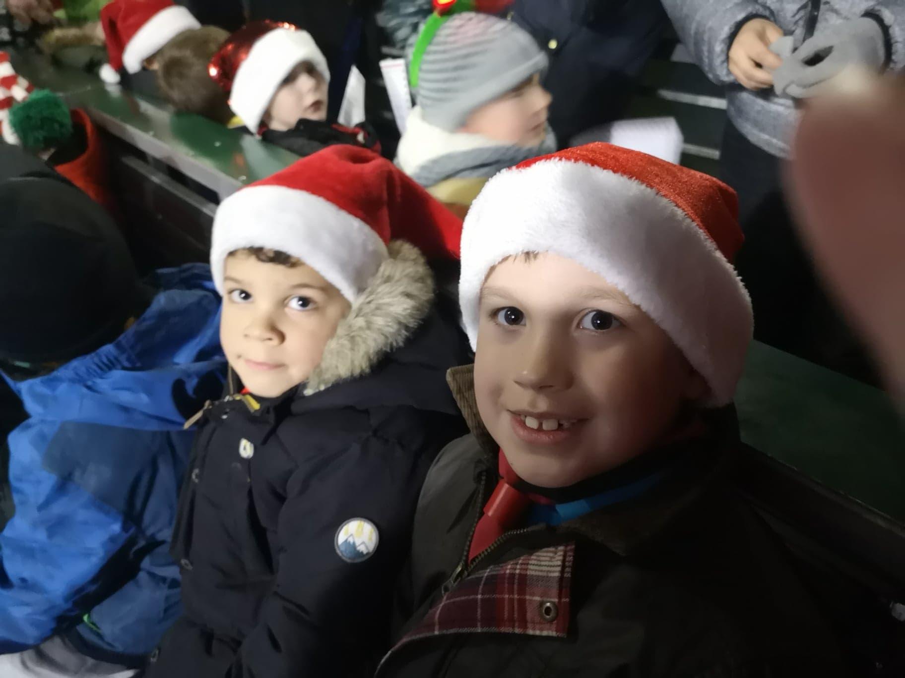 Christmas with Beavers